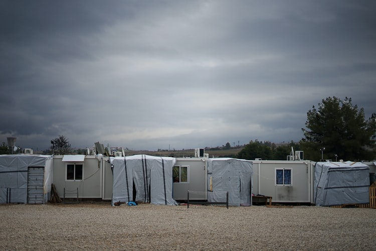 Morijos prieglobsčio prašytojų stovykla